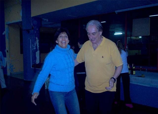 Patricia y Augusto