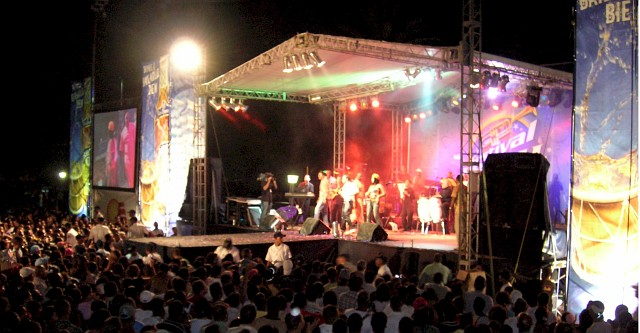 Festival del Merengue 2005, Santo Domingo, 14 al 17 de julio<br>El Jeffrey