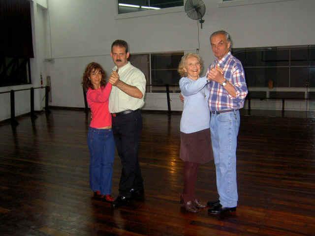 Lirolay y Daniel, Marta y Miguel