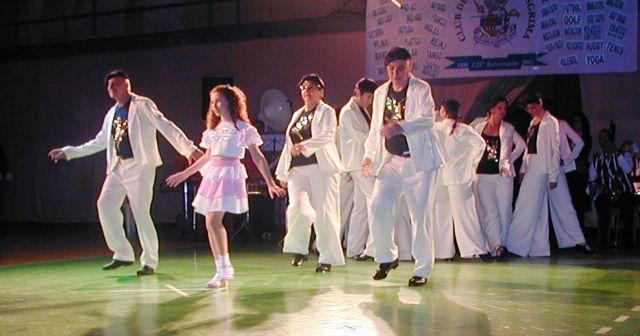 GEBA Show 2005. [Foto Sergio Elfman]
