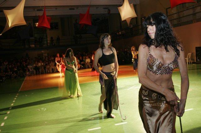 Geba Show 2005. Foto Prensa GE