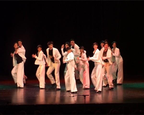 Video Rock and Tap en el Teatro Astral sábado 17dic2005
