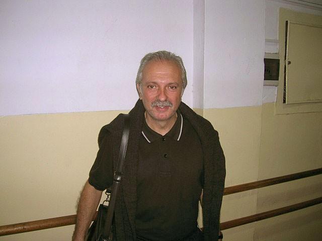 Humberto Pérez. Clase de Tap, Martes 5 septiembre 2006