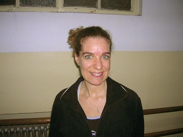 Lilian Itkin. Clase de Tap, Martes 5 septiembre 2006