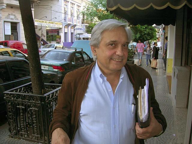 Luis María Serra. Jueves 9 noviembre 2006.