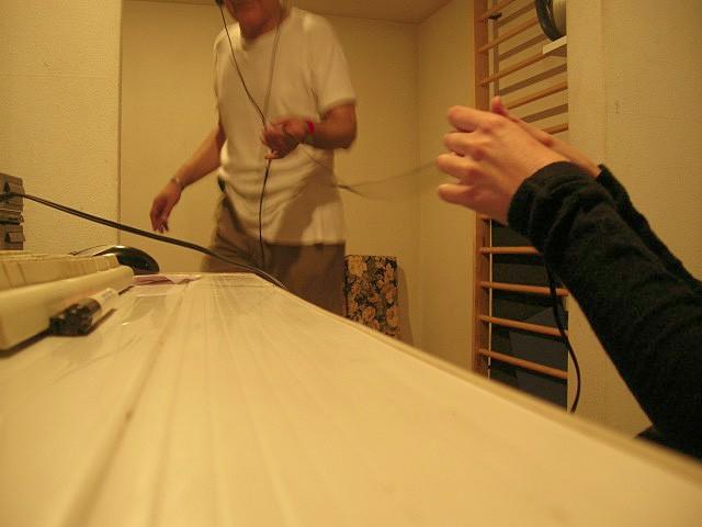 Grabación. Miércoles 15 de noviembre 2006.