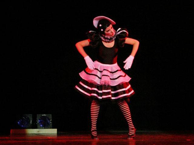 'La Pepona'. Y todo es tap. Teatro Astral. 22-nov-2006