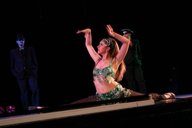 'Caravana'. Y todo es tap. Teatro Astral. 22-nov-2006