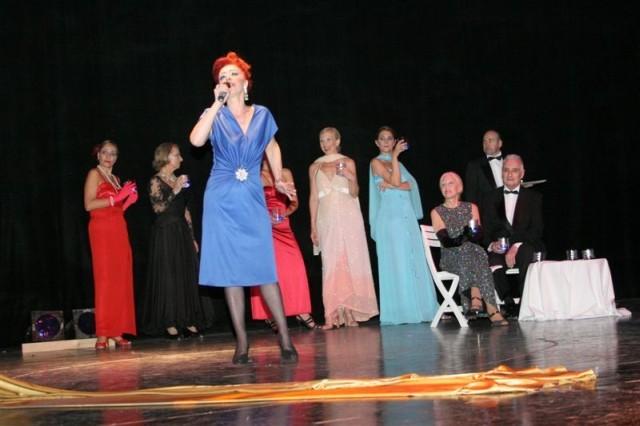 'Recuerdos' Y todo es tap. Teatro Astral. 22-nov-2006