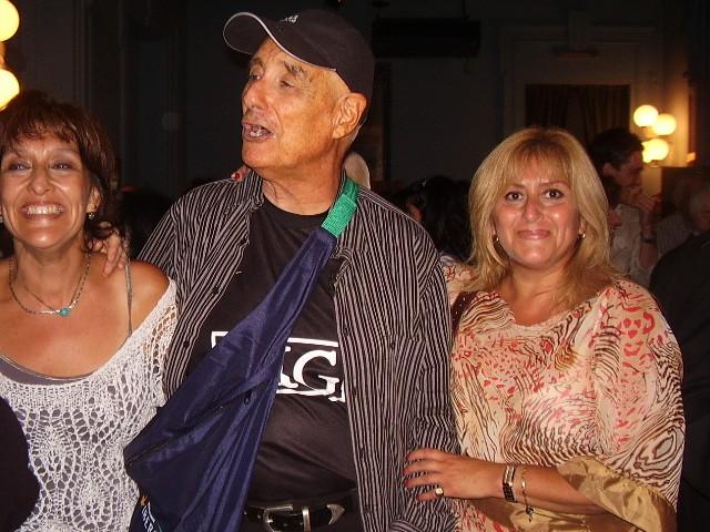 Patricia Leal, Augusto Lapeyre, Roxana Rosso