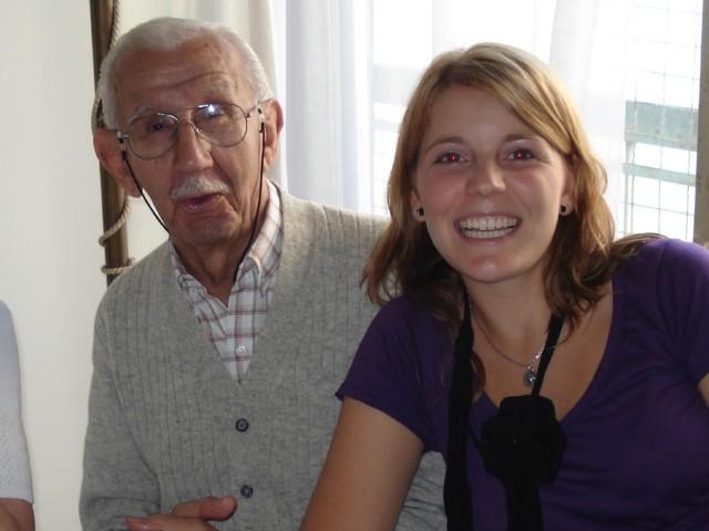 Jorge Luis (Toto) Sabella , Estefanía Sabella
