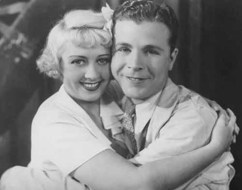 Joan Blondell, Dick Powell in Dames